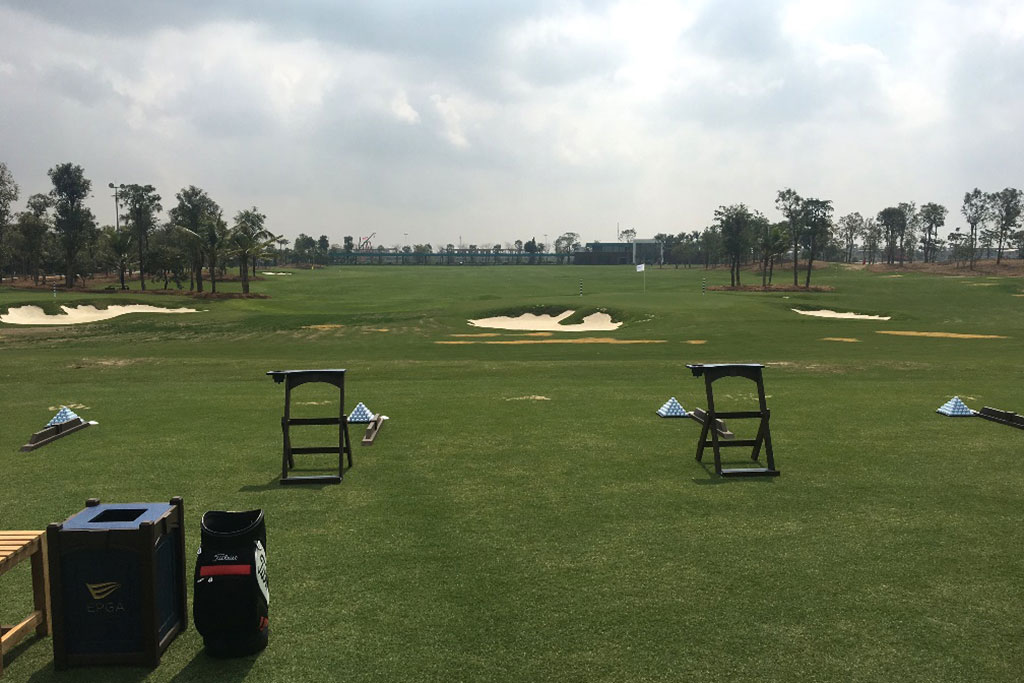Eco Park Practice Facility